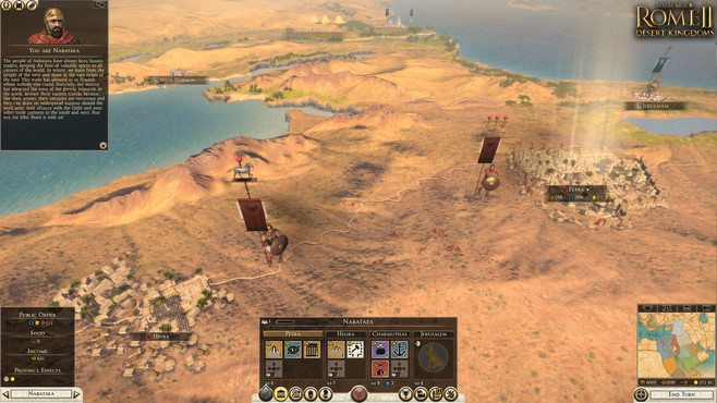 Total War: ROME II - Desert Kingdoms Culture Pack Screenshot 1
