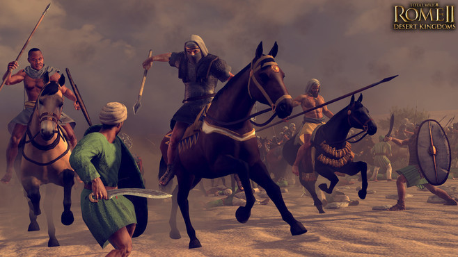 Total War: ROME II - Desert Kingdoms Culture Pack Screenshot 2