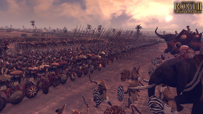 Total War: ROME II - Desert Kingdoms Culture Pack Screenshot 3