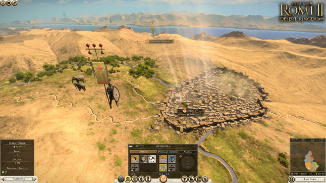 Total War: ROME II - Desert Kingdoms Culture Pack Screenshot 4