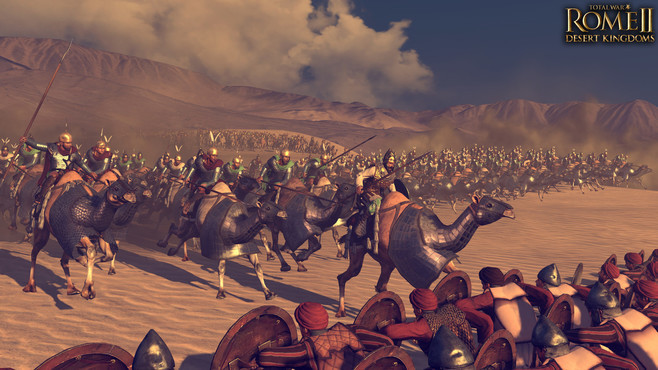 Total War: ROME II - Desert Kingdoms Culture Pack Screenshot 5