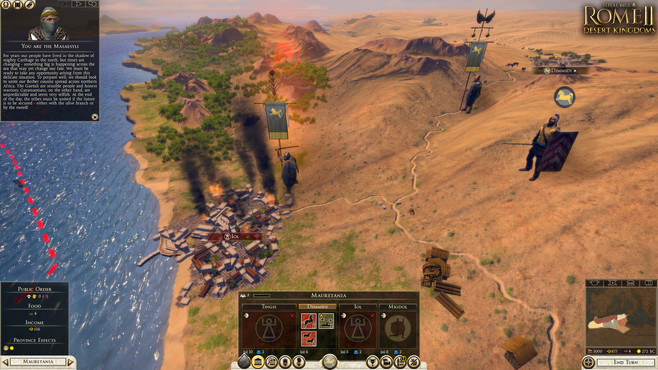 Total War: ROME II - Desert Kingdoms Culture Pack Screenshot 6