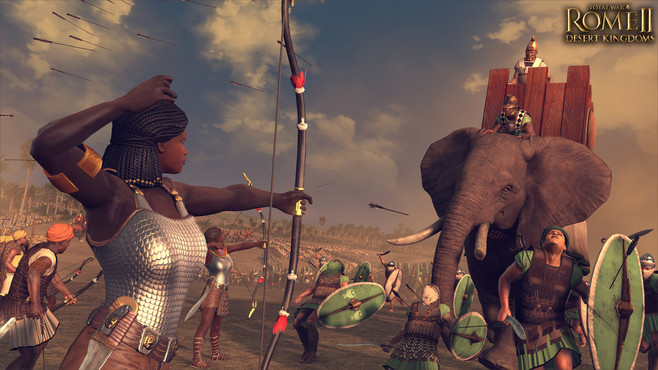 Total War: ROME II - Desert Kingdoms Culture Pack Screenshot 7