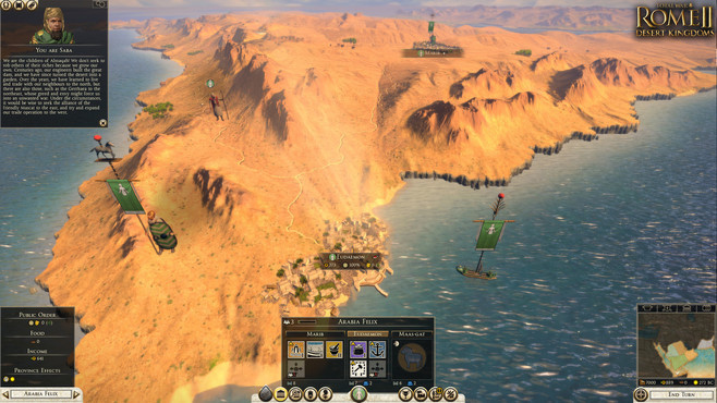 Total War: ROME II - Desert Kingdoms Culture Pack Screenshot 8
