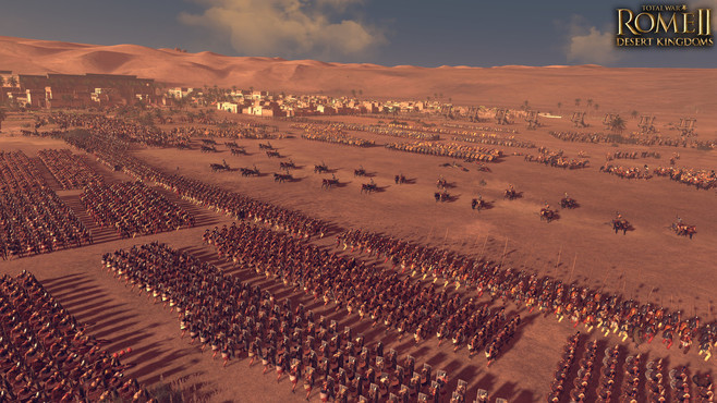 Total War: ROME II - Desert Kingdoms Culture Pack Screenshot 9