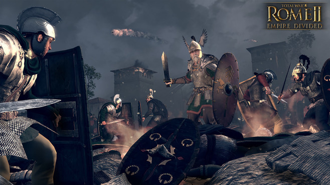 Total War: ROME II - Empire Divided Screenshot 1