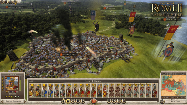 Total War: ROME II - Empire Divided Screenshot 3