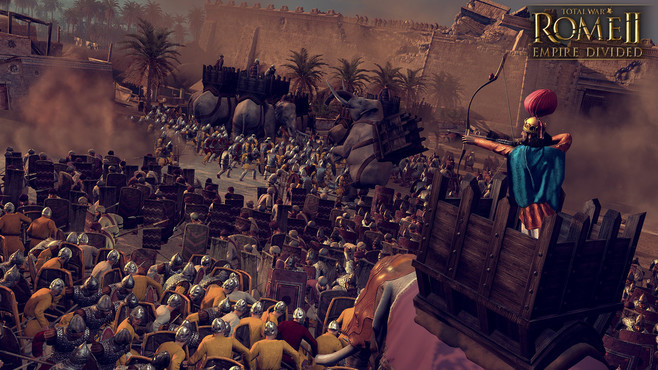 Total War: ROME II - Empire Divided Screenshot 4