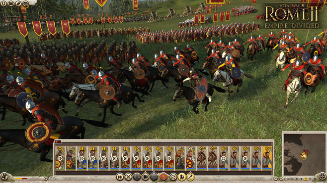 Total War: ROME II - Empire Divided Screenshot 5