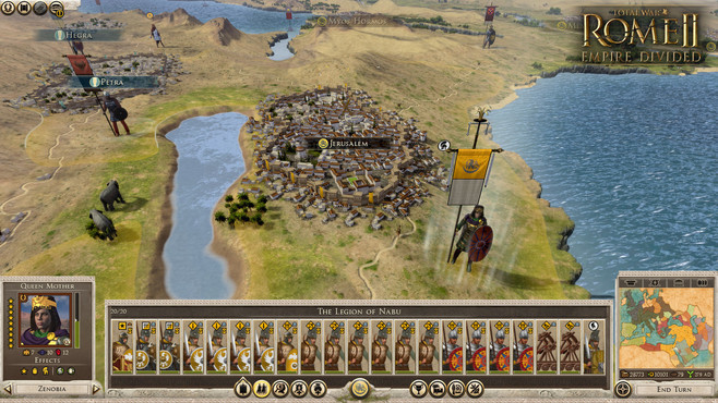 Total War: ROME II - Empire Divided Screenshot 8