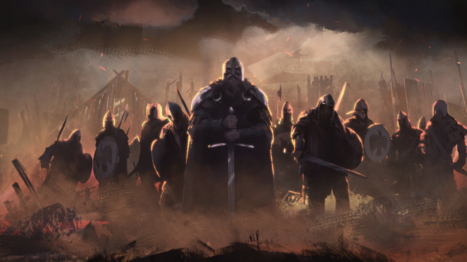 A Total War Saga: Thrones of Britannia Screenshot 1