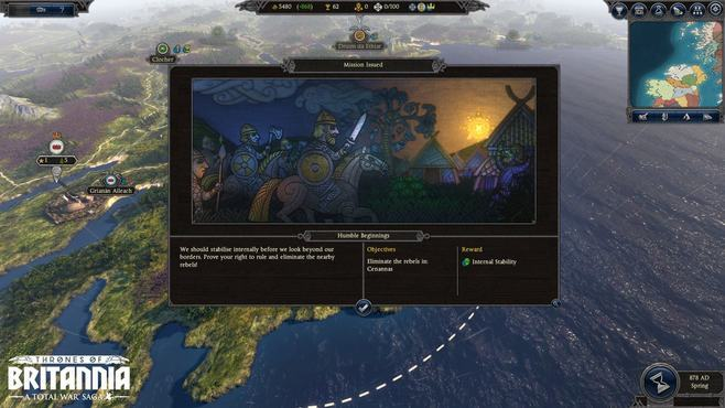 A Total War Saga: Thrones of Britannia Screenshot 8