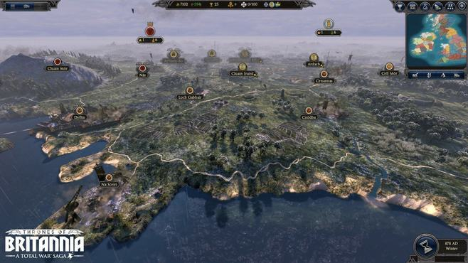 A Total War Saga: Thrones of Britannia Screenshot 9