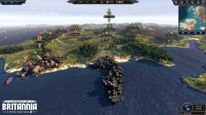 A Total War Saga: Thrones of Britannia Screenshot 10