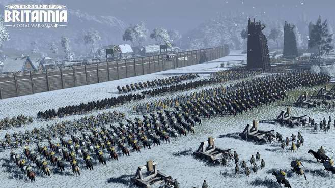 A Total War Saga: Thrones of Britannia Screenshot 12