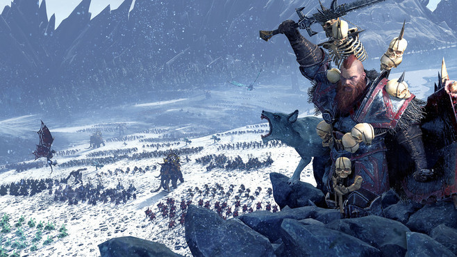 Total War™: WARHAMMER® - Norsca Screenshot 2