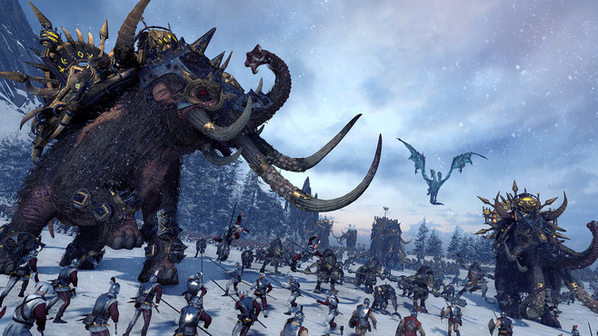 Total War™: WARHAMMER® - Norsca Screenshot 3