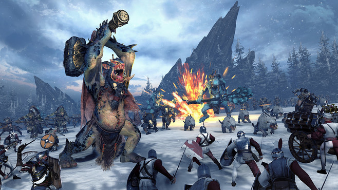 Total War™: WARHAMMER® - Norsca Screenshot 4