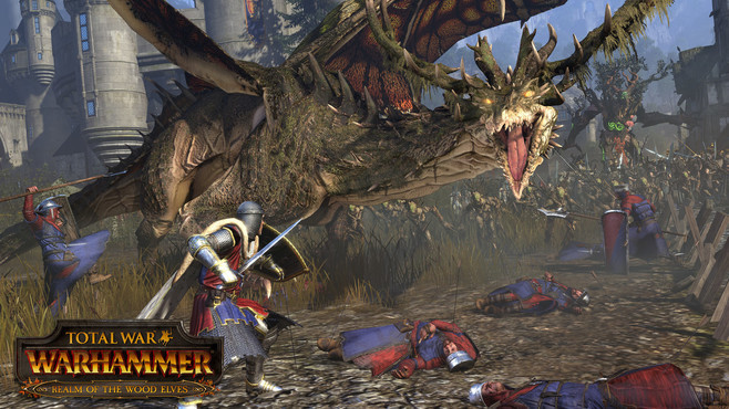 Total War: WARHAMMER - Realm of The Wood Elves Screenshot 3