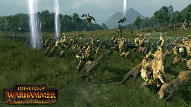 Total War: WARHAMMER - Realm of The Wood Elves Screenshot 7
