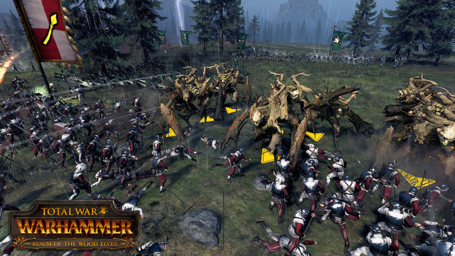 Total War: WARHAMMER - Realm of The Wood Elves Screenshot 8