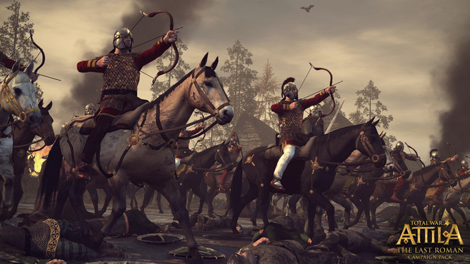 Total War™: ATTILA - The Last Roman Campaign Pack Screenshot 1