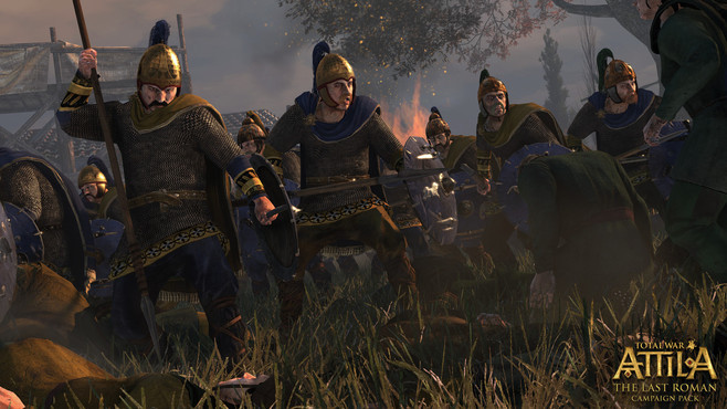 Total War™: ATTILA - The Last Roman Campaign Pack Screenshot 5