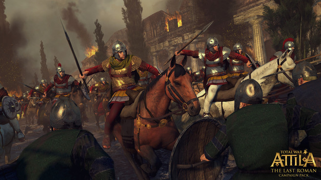 Total War™: ATTILA - The Last Roman Campaign Pack Screenshot 6