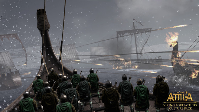 Total War™: ATTILA - Viking Forefathers Culture Pack Screenshot 3