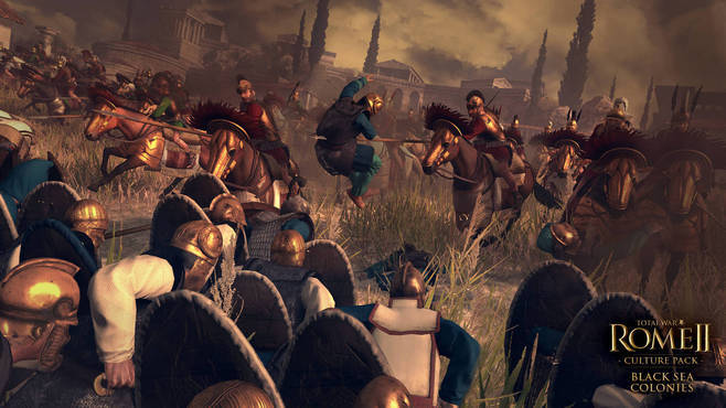 Total War™: ROME II - Black Sea Colonies Culture Pack Screenshot 1