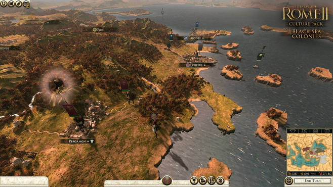 Total War™: ROME II - Black Sea Colonies Culture Pack Screenshot 6
