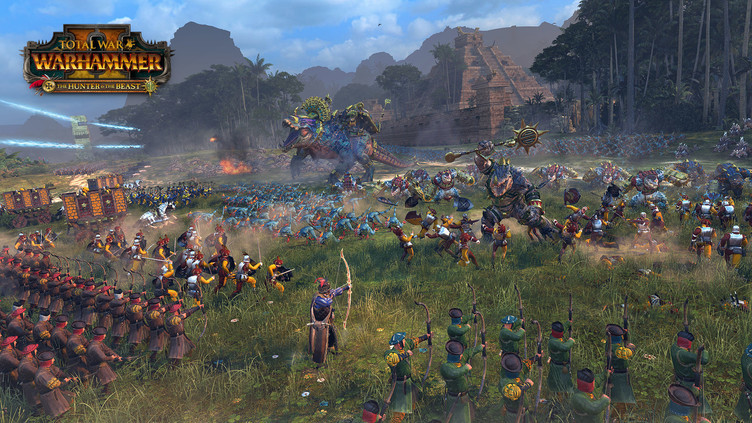 Total War™: WARHAMMER® II: The Hunter & The Beast Screenshot 3