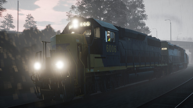 Train Sim World: CSX GP40-2 Loco Add-On Screenshot 1
