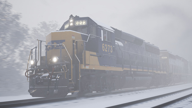 Train Sim World: CSX GP40-2 Loco Add-On Screenshot 2