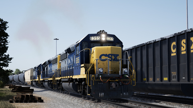 Train Sim World: CSX GP40-2 Loco Add-On Screenshot 3