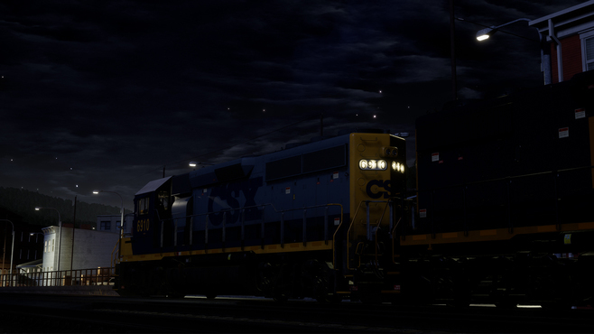 Train Sim World: CSX GP40-2 Loco Add-On Screenshot 5