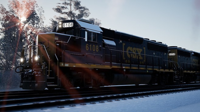Train Sim World: CSX GP40-2 Loco Add-On Screenshot 6