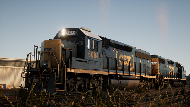 Train Sim World: CSX GP40-2 Loco Add-On Screenshot 7