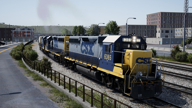 Train Sim World: CSX GP40-2 Loco Add-On Screenshot 9