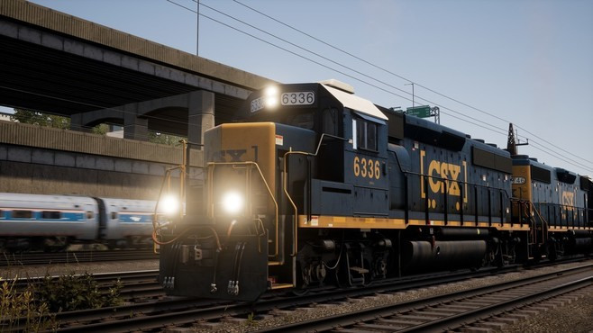 Train Sim World: CSX GP40-2 Loco Add-On Screenshot 10