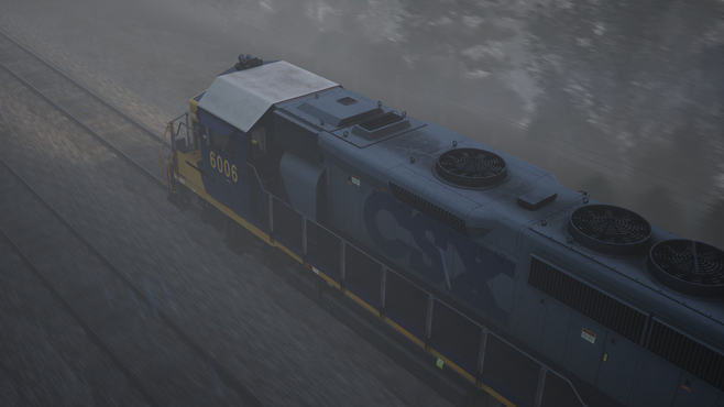 Train Sim World: CSX GP40-2 Loco Add-On Screenshot 11