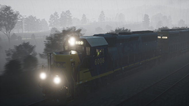 Train Sim World: CSX GP40-2 Loco Add-On Screenshot 12