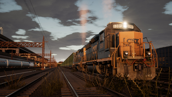 Train Sim World: CSX GP40-2 Loco Add-On Screenshot 14