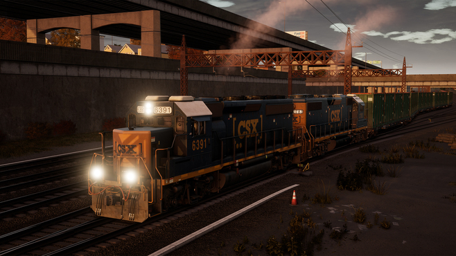 Train Sim World: CSX GP40-2 Loco Add-On Screenshot 15
