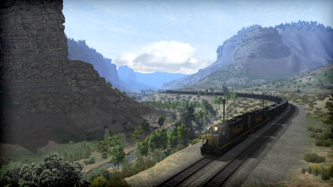 Train Simulator: Soldier Summit Route Add-On Screenshot 1