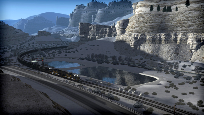 Train Simulator: Soldier Summit Route Add-On Screenshot 2