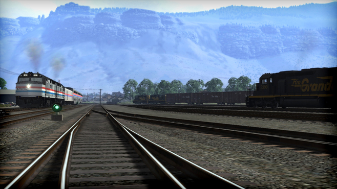 Train Simulator: Soldier Summit Route Add-On Screenshot 3
