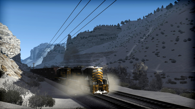 Train Simulator: Soldier Summit Route Add-On Screenshot 5