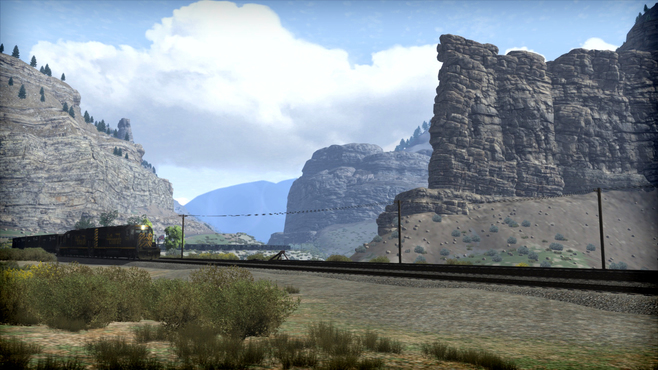 Train Simulator: Soldier Summit Route Add-On Screenshot 7