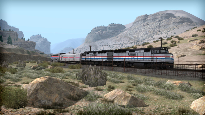 Train Simulator: Soldier Summit Route Add-On Screenshot 8